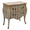 All Home Pollyanna Solid Mahogany Chest of Drawers