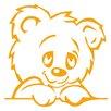 Cuadros Lifestyle Teddy Wall Tattoo