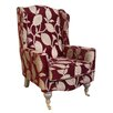 J H Classics Berkley Wingback Chair