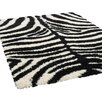 Ultimate Rug Co Mont Blanc Mb11 Zebra Rug