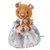 Beatrix Potter Hunca Munca and Baby Figure