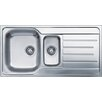 Reginox Lemans 96cm x 50cm Boxed Kitchen Sink