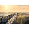 NEXT! BY REINDERS Deco Panel 'Weg zum Strand', Fotodruck