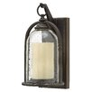 Hinkley Quincy 1 Light Outdoor Wall Lantern