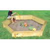 dCor design Ribolla Hexagonal Sand Box
