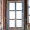 Nkuku Basu Reclaimed Wood 6 Windows Picture Frame