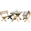 Zest 4 Leisure Harriet 6 Seater Dining Set