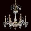 Schonbek Fontana Luce 6-Light Crystal Chandelier