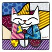 Goebel Sammy by Romero Britto Framed Wall Art
