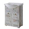 Belfry Bathroom Fraser Island 65cm Vanity Unit