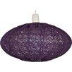 Pacific Lifestyle 30 cm Lampenschirm Edwina aus Textil