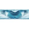 Parvez Taj Wings Graphic Art Wrapped on Canvas