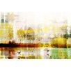 Parvez Taj Orr Lake Graphic Art Wrapped on Canvas