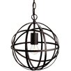 Mercury Row Guardado 1 Light Globe Pendant