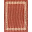 Charlton Home Teppich Harpole in Rot