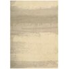 Calvin Klein Home Rug Collection Luster Wash Dune Ivory Area Rug
