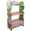 Fantasy Fields by Teamson Magic Garden Children's 96.52cm Bookcase