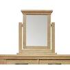 Hazelwood Home Naramata Rectangular Dressing Table Mirror