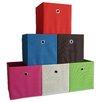 VCM Boxas Foldable and Storage Fabric Basket (Set of 3)