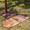 "Wildon Home ® Roland Wood 30"" x 23.75"" Floor Plank (Set of 2)"