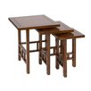 Woodhaven Hill 3-Piece Nesting Table Set