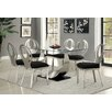 Wade Logan Hughs Crossing 7 Piece Dining Set