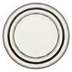 "Lenox Around the Table 9"" Stripe Salad Plate"
