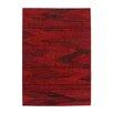 Obsession Jupiter Red Area Rug