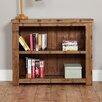 Baumhaus Heyford Rough Sawn Oak 80 cm Bookcase