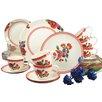 Creatable Sunny Summer 30 Piece Dinnerware Set