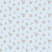 Galerie Home English Mini Floral Print 10m L x 53cm W Floral and Botanical Roll Wallpaper