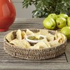 Birch Lane™ Seagrass Chip and Dip Basket