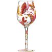 Lolita Butterfly Kisses All Purpose Wine Glass