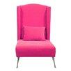 HappyBarok Dandys Techno Wingback Chair
