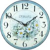 British-living Gabriele Gräfin von Deym PUB 36cm Wall Clock