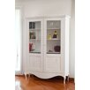 Castagnetti Adeline Solid Wood Display Cabinet