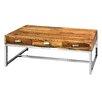 dCor design Arga Coffee Table with Storage