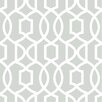 NuWallpaper Grand 5.5m L x 52cm W Trellis Roll Wallpaper