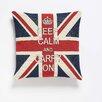 Castleton Home Gobelin England Letter Pillowcase