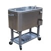 Oakland Living 60 Qt. Stainless Steel Party Cooler