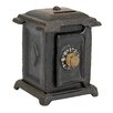 Design Toscano Penny Safe Die-Cast Iron Mechanical Coin Bank