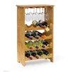 Castleton Home 16 Bottle Wine Rack