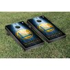 Victory Tailgate NBA Metal Version Cornhole Game Set