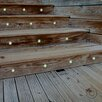 MiniSun 30 Piece LED Deck, Step and Rail Lights Set (Set of 10)