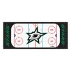 FANMATS NHL - Dallas Stars Rink Runner Doormat