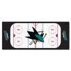FANMATS NHL - San Jose Sharks Rink Runner Doormat