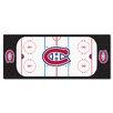 FANMATS NHL - Montreal Canadiens Rink Runner Doormat