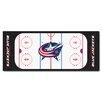 FANMATS NHL - NCAAumbus Blue Jackets Rink Runner Doormat