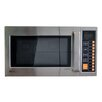 """Royal Sovereign Int'l Inc 21"""" 0.9 cu.ft. Countertop Microwave"""
