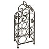 Hazelwood Home 7 Bottle Wine Rack